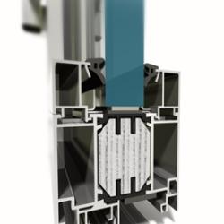 Profile Aluminiowe Aluprof Mb 78 Ei Przekroj
